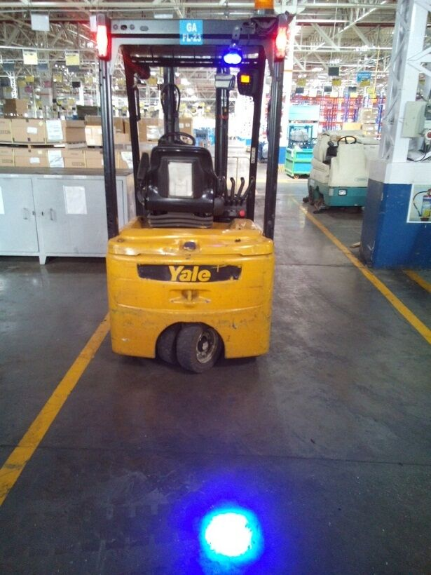Visiting to Japan(regarding Forklift parts)