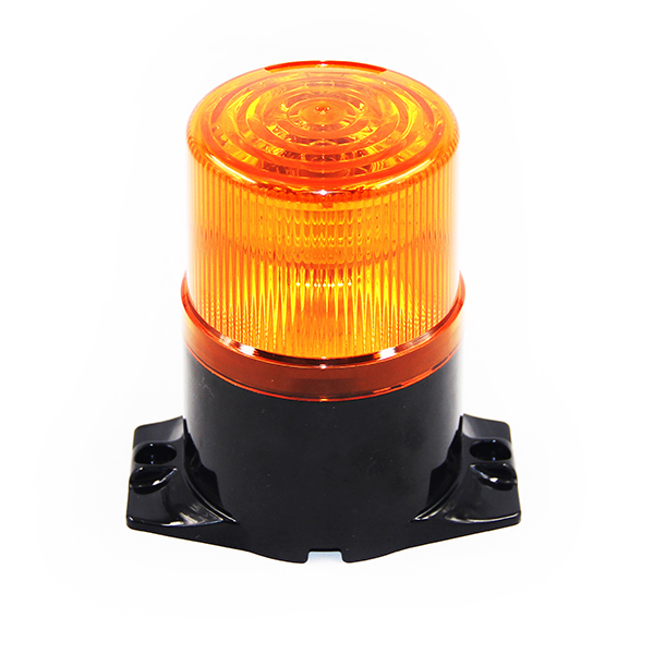 Amber 9 80v Led Beacon Magnetic Base Forklift Emergency